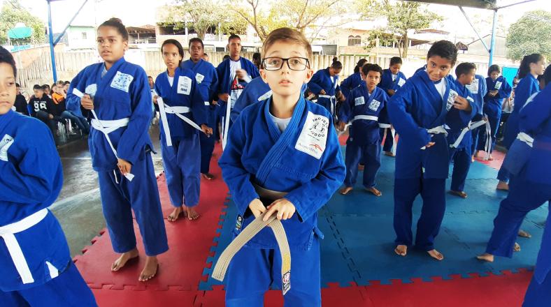 : Evento, em Timóteo, vai reunir mais de 700 crianças de 12 municípios de Minas Gerais.